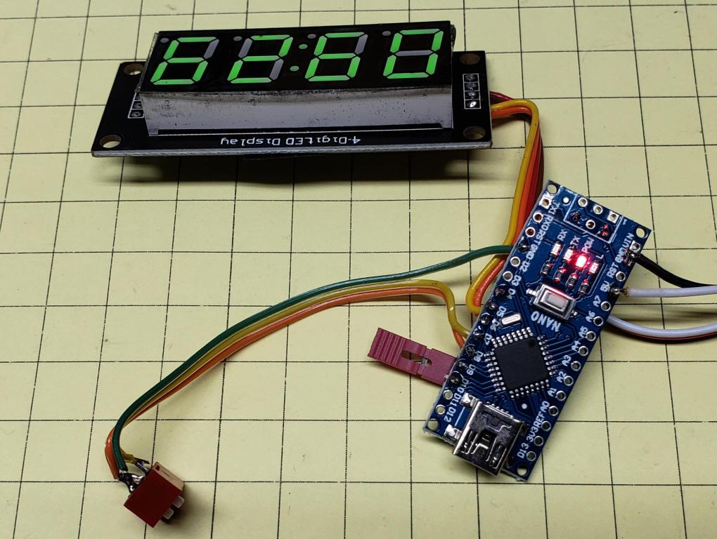 GPS Set Clock