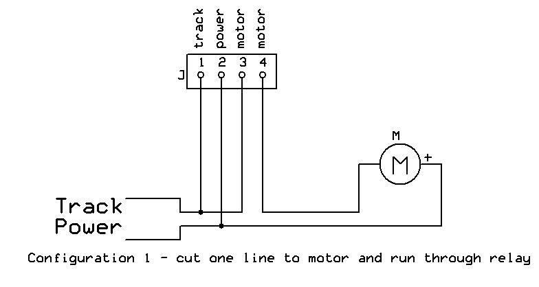 robot train cruise control