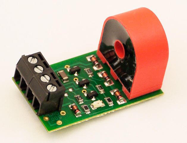 DCC - Current Sensing