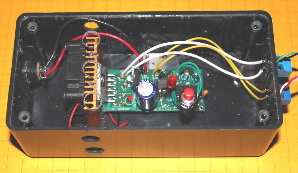 3 Amp DCC Booster