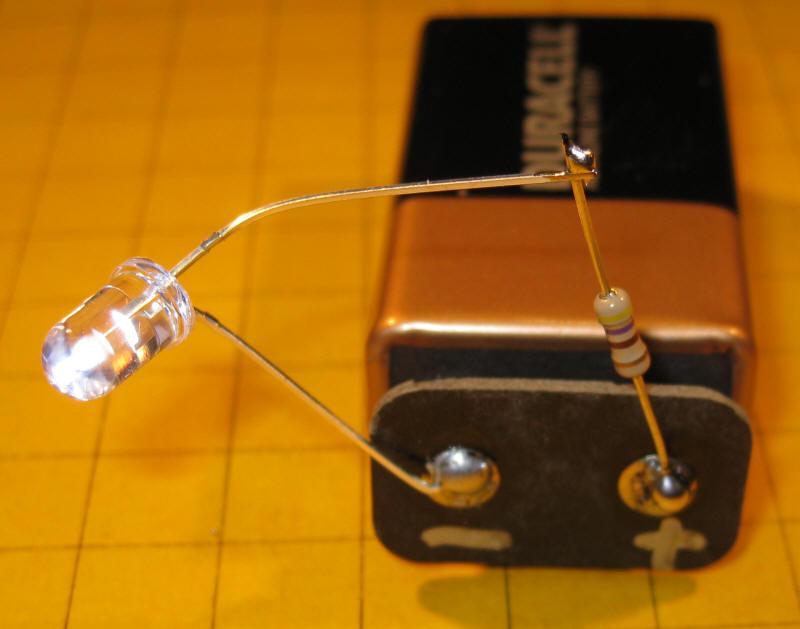 Leds 104 Constant Brightness Circuits