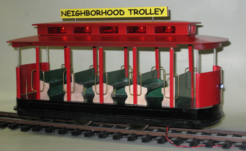 Mr Rogers Trolley For Children S Hospital