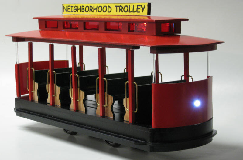 Mister Rogers Trolley Lighting mr Rogers Trolley