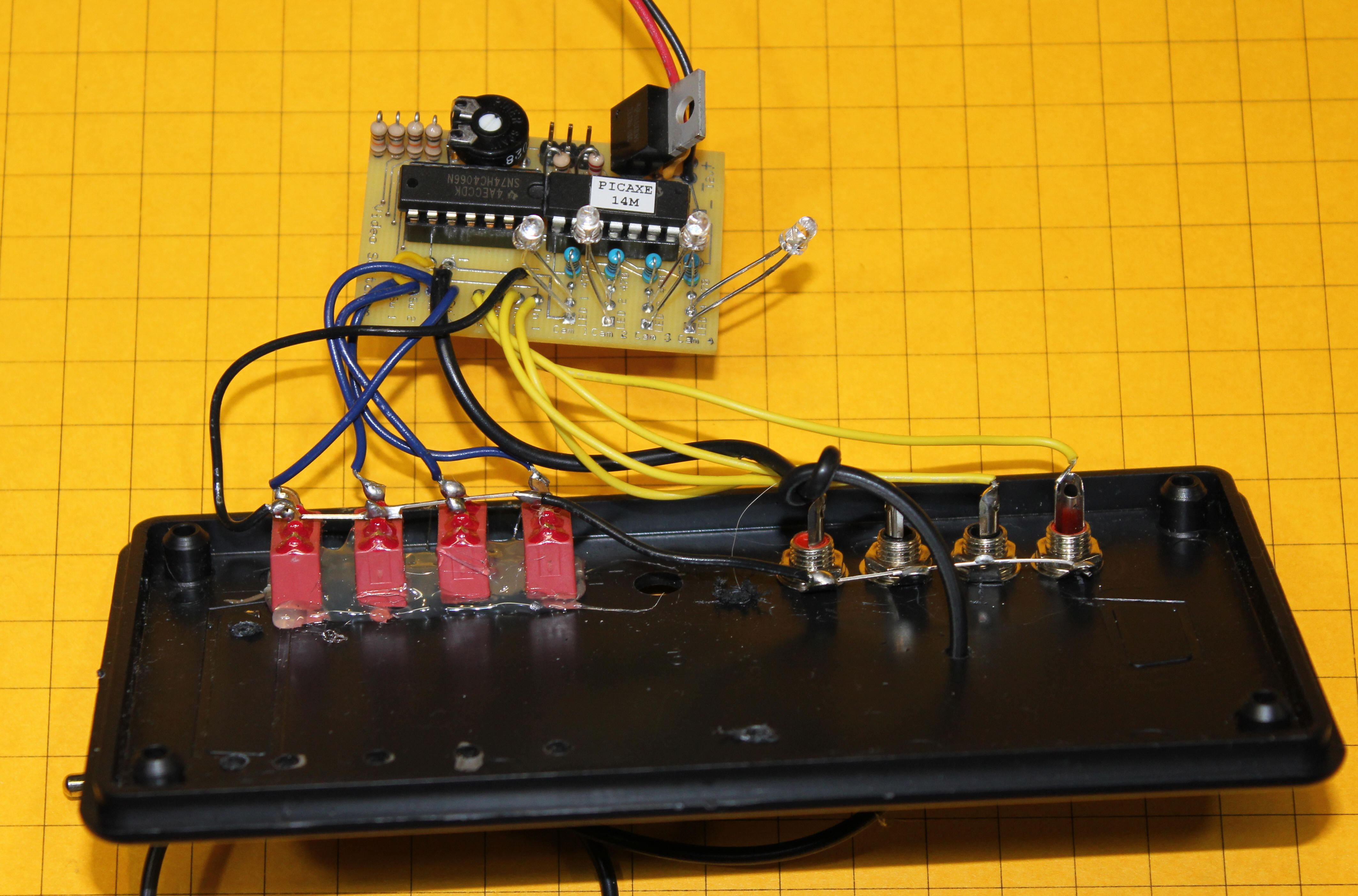Webcam To S Video Wiring Diagram 32 Images Board Camera Web Cam Project Pic Inside Usb At